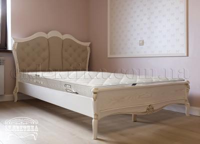 Кровать Валенсия-Колор Кровати из дерева Одесса, деревянные кровати под заказ