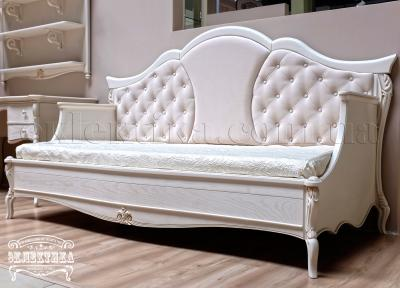 Кровать-диван Валенсия-Колор Кровати из дерева Одесса, деревянные кровати под заказ