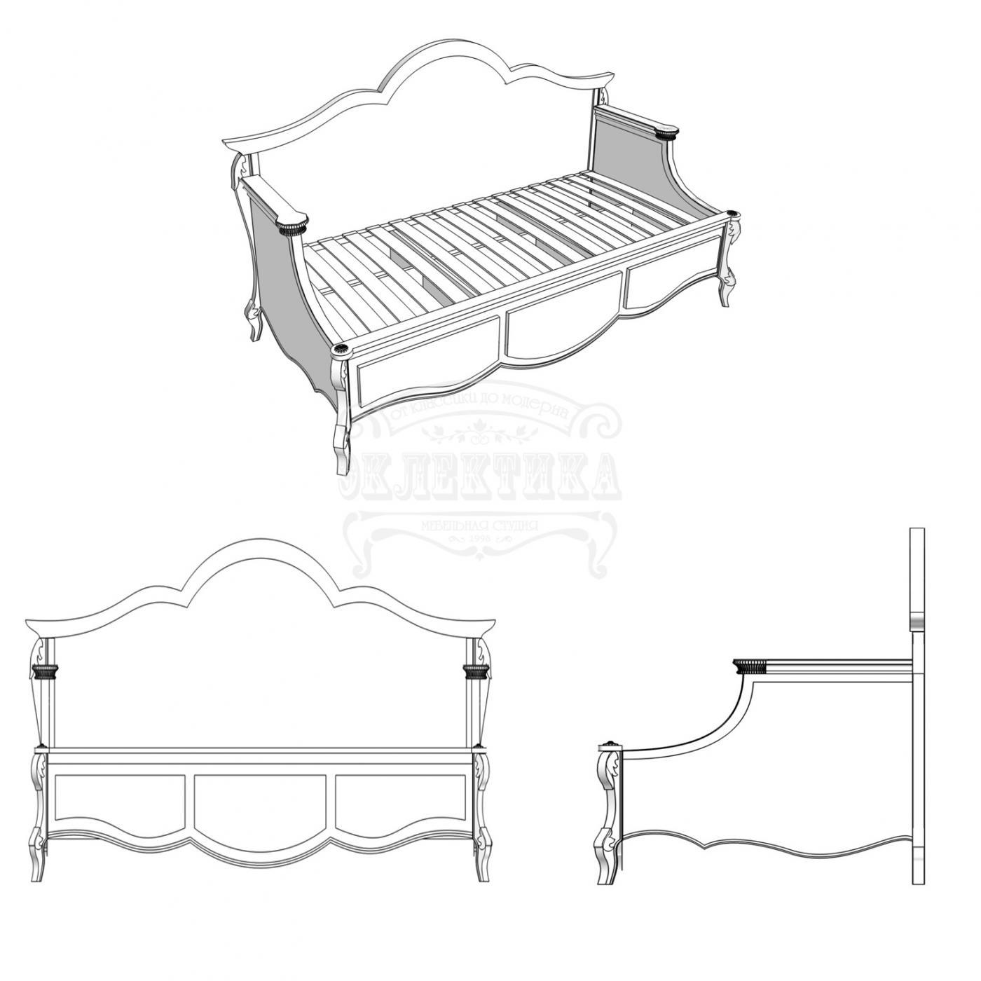Кровать-диван Валенсия2