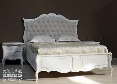 Кровать Валенсия Кровати из дерева Одесса, деревянные кровати под заказ