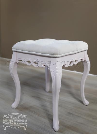 Пуф Валенсия Будуарные столы из дерева Одесса, туалетные столики
