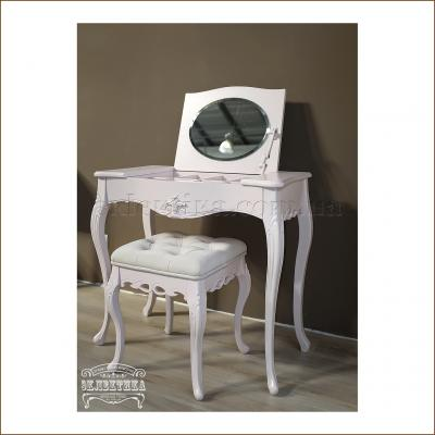 Будуарный стол Валенсия с зеркалом Валенсия