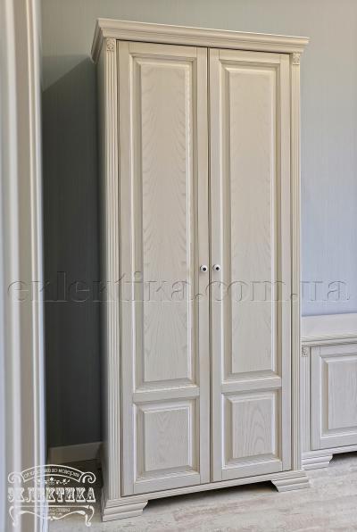 Шкаф Магия 2 двери Шкафы из дерева Одесса, шкафы под заказ
