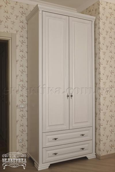 Шкаф Магия 2 двери 2 ящиа Шкафы из дерева Одесса, шкафы под заказ