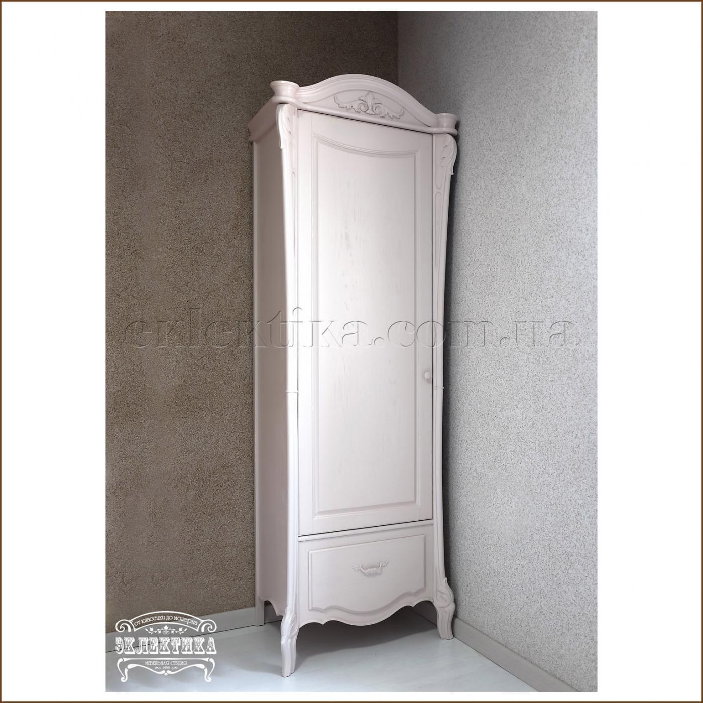 Шкаф Валенсия 1 дверь 1 ящик