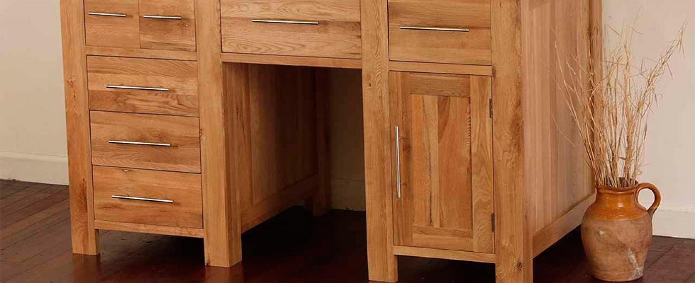 Мебельный клееный щит, материал: дуб – купить в Уфе