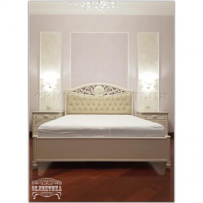 Кровать Сиена-Конфетти Кровати из дерева Одесса, деревянные кровати под заказ