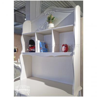 Надстройка Корсика-Слим Письменные столы из дерева Одесса, деревянные письменные столы под заказ