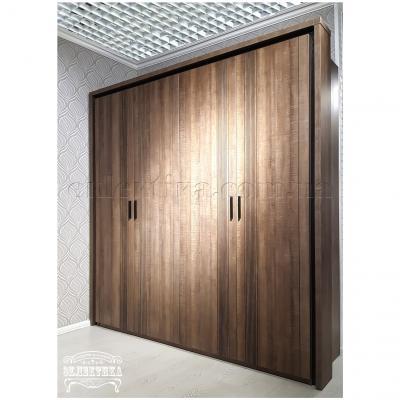 Шкаф Геометрия 4 двери Геометрия
