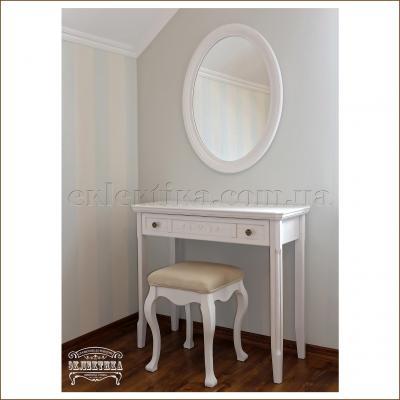 Будуарный стол Сиена 1 ящик Сиена