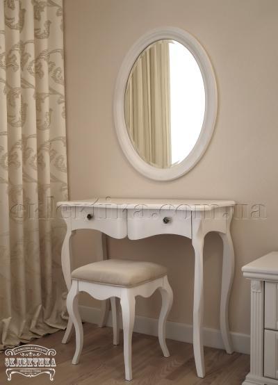 Будуарный стол Корсика 2 ящика Будуарные столы из дерева Одесса, туалетные столики