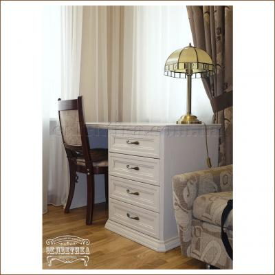 Стол письменный Сиена Письменные столы из дерева Одесса, деревянные письменные столы под заказ