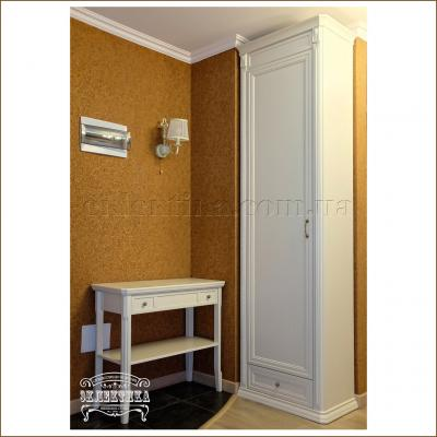Шкаф Сиена 1 дверь 1 ящик Сиена