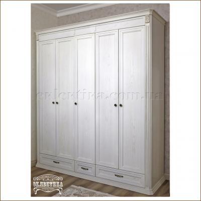 Шкаф Сиена 5 дверей 3 ящика Сиена