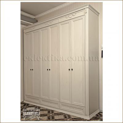 Шкаф Сиена 6 дверей 3 ящика Сиена