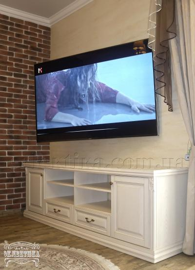Тумба под ТВ Тоскана 2 двери 2 ящика Тумбы под ТВ