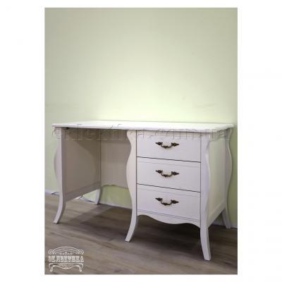 Стол письменный Корсика Письменные столы из дерева Одесса, деревянные письменные столы под заказ