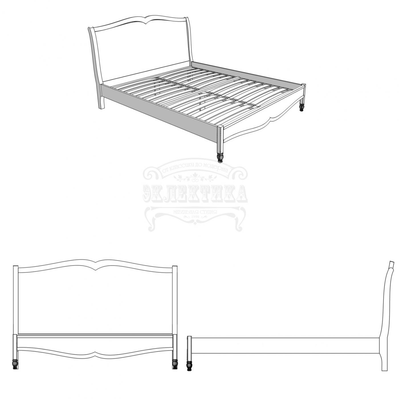 Кровать Риальто2