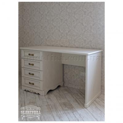 Стол письменный Прованс Письменные столы из дерева Одесса, деревянные письменные столы под заказ
