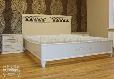 Кровать Венеция Кровати из дерева Одесса, деревянные кровати под заказ
