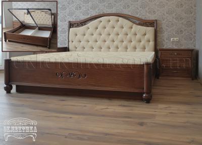 Кровать Сиена (подъёмный механизм) Серия