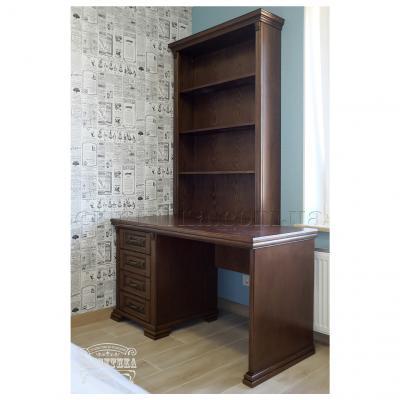Надстройка на стол Магия Письменные столы из дерева Одесса, деревянные письменные столы под заказ