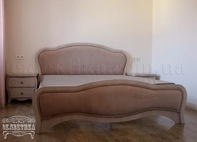 Кровать София Кровати из дерева Одесса, деревянные кровати под заказ