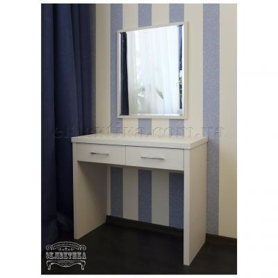 Будуарный стол Толедо с зеркалом Толедо