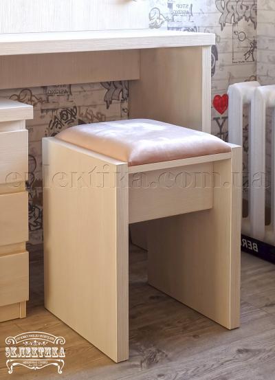 Пуф Толедо Будуарные столы из дерева Одесса, туалетные столики