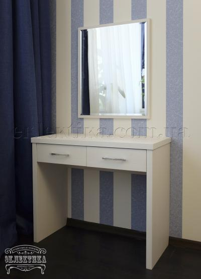 Будуарный стол Толедо с зеркалом Серия