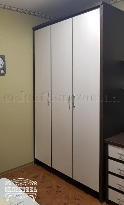 Шкаф Толедо 3 двери Серия