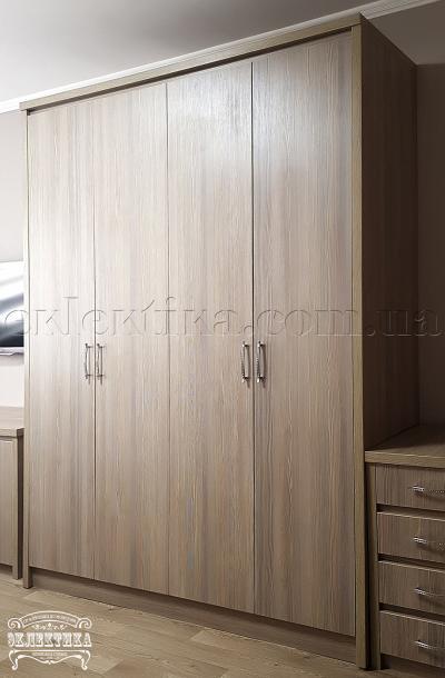 Шкаф Толедо 4 двери Серия