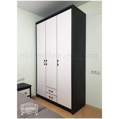 Шкаф Толедо 3 двери 2 ящика Толедо