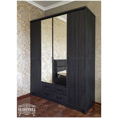 Шкаф Толедо 4 двери 2 ящика Толедо