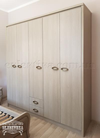Шкаф Толедо 5 дверей 2 ящика Серия
