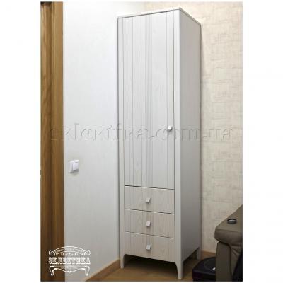 шкаф Домино 1 дверь 3 ящика Домино