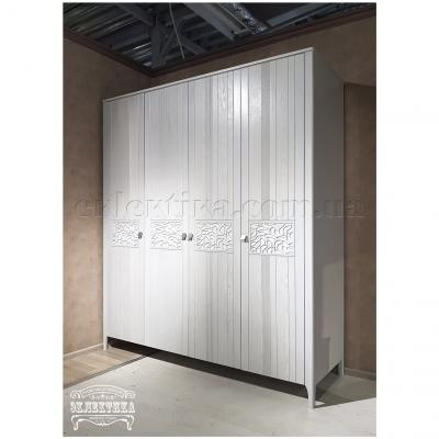шкаф Домино 4 двери Домино