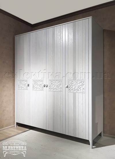 шкаф Домино 4 двери Серия